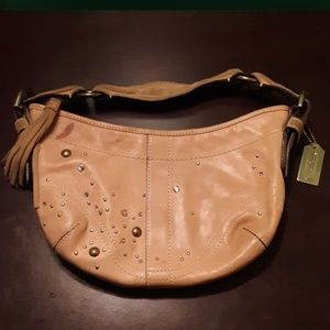 Authentic Coach Vintage hobo bag